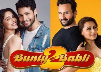 'Bunty Aur Babli 2' cast wraps up dubbing