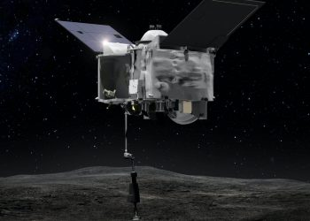NASA's spacecraft collects significant amount of Asteroid Bennu