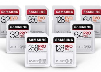 Samsung introduces new SD cards for first time in 5 years