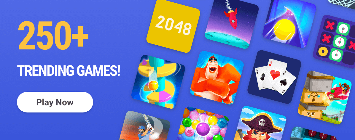 250+ Trending Games - Play Now