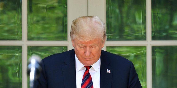 File photo of Donald Trump. (PC: AFP)