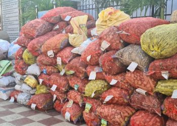 Firecrackers worth Rs 70L seized in Aska; three arrested