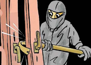 House burgled of gold jewellery and cash worth lakhs in Balasore