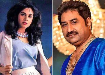 Birthday girl Meenakshi Seshadri was madly in love with singer Kumar Sanu