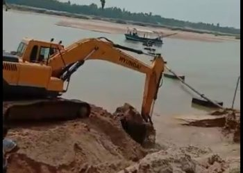 Wanton sand mining in Baitarani raises concern