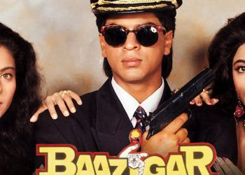 Shah Rukh Khan was not the first choice for 'Baazigar'; read more