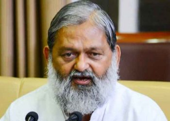 Anil Vij (PTI photo)