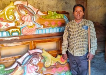 Dhenkanal district's Uttam Mallick is an inspiration to many others
