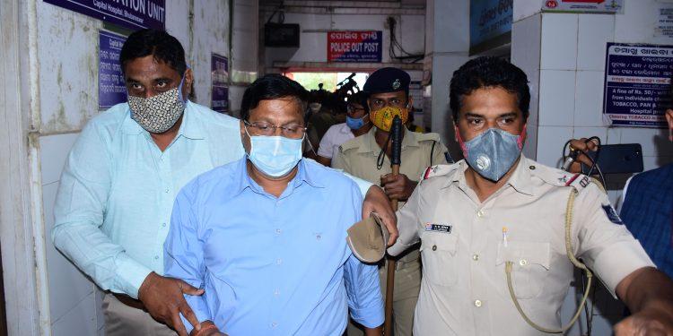 File photo of IFS officer AK Pathak