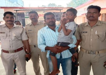 Kidnapped minor in Gajapati district rescued unhurt