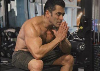 Salman Khan training hard for Tiger 3