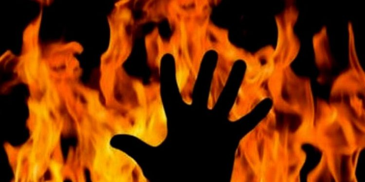 Youth allegedly attempts self-immolation in front of lover's house in Jagatsinghpur