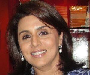 Neetu Kapoor wraps up 'Jug Jug Jiyo' shooting