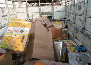 Adulterated edible oil unit raided in Silk City
