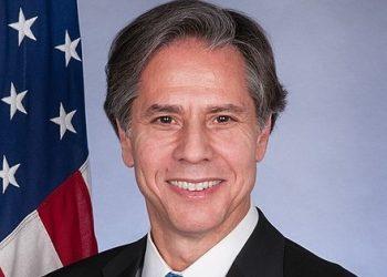 Secretary of State Anthony Blinken. Pic- IANS