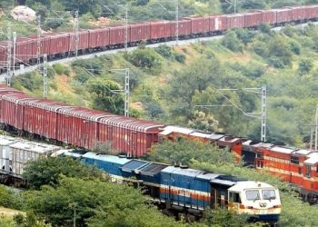 Are goods trains actually longer than passenger ones