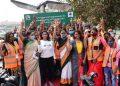 BMC employs transgender-run NGO to collect parking fees in Bhubaneswar