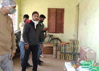 Fake zarda-making unit busted in Bhadrak, Jaleswar