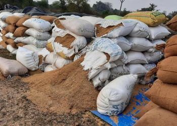 Farmers hold on to unsold paddy; 8K tokens expire