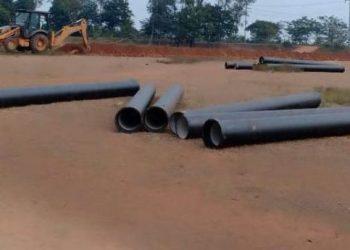 Mega drinking water project for coastal blocks in Ganjam