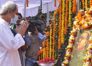 Naveen pays tribute to Netaji, lays foundation stone of state-of-the-art Netaji Bus Terminal in Cuttack