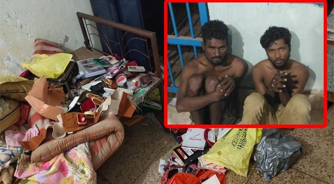 Robbing sub-inspector's house in Keonjhar district proves costly for thieves