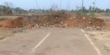 Rs 2.5 crore road in Kesinga NAC lies unused