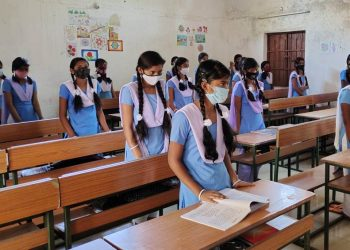 Teachers, staff of 5 Keonjhar schools in trouble for flouting COVID-19 guidelines