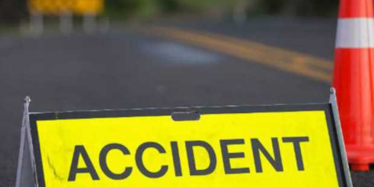 Two dead, one injured as two-wheeler collides with tractor in Bargarh