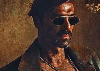 Arjun Rampal shares his 'dangerous, deadly and cool' avatar in Dhaakad