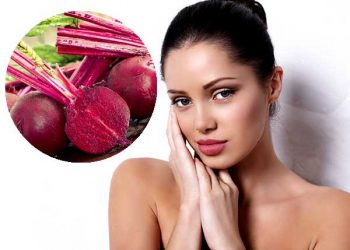 Add beetroot in your face pack to get pink glow in winter