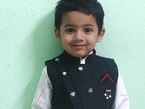 3-year-old makes Odisha proud by getting selected for international model competition in Nepal