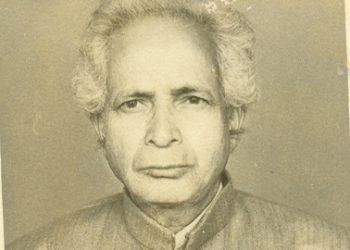 File photo of Rabindra Mohan Das (PC: villageinme.com)