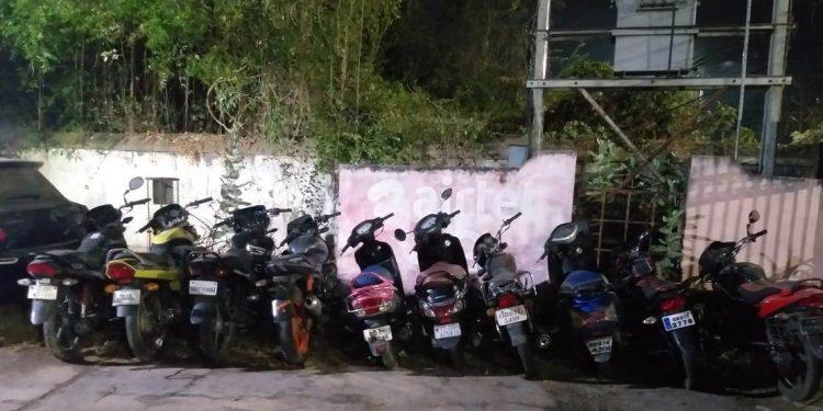 Bike lifting gang's king-pin arrested in Ganjam