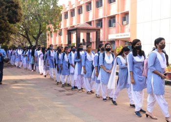 Class IX, XI students return to schools after gap of over 10 months in Odisha