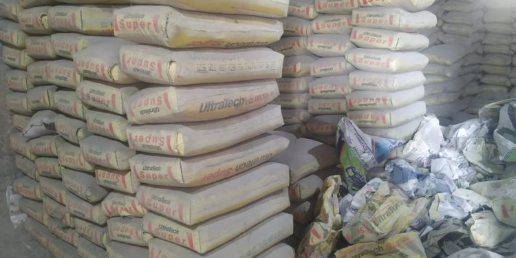 Fake cement manufacturing unit busted in Cuttack