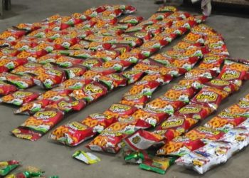 Fake potato chips manufacturing unit busted in Angul