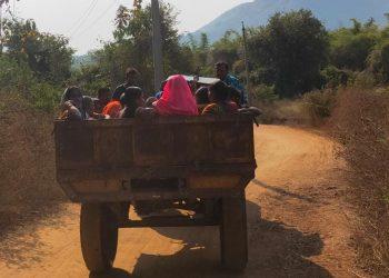 Ganjam, Gajapati villagers give slip to admin, take part in AP polls