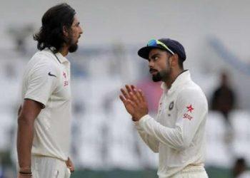 Ishant and Virat
