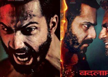 Badlapur clocks 5: Varun Dhawan shares emotional video rom the film