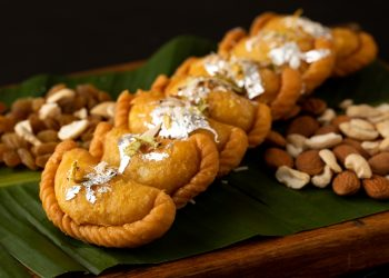 Mouth-watering gujiyas and malpuas make the colourful festival of Holi complete. As you revel in the festival of colours this month, make sure to prepare some delicacies for a good time with friends and family.