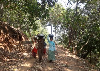 Barusingh village cries for development
