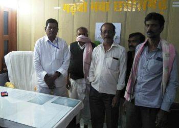 Chardapalli villagers want to merge with Chhattisgarh