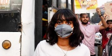 File photo of climate activist Disha Ravi