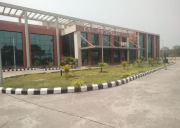 ESI hospital awaits inauguration; workers fume