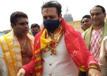 I am a devotee of Lord Jagannath, says Govinda