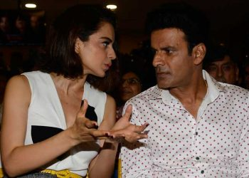 Kangana and Manoj