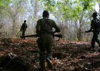 Maoist den busted after gunfight in Malkangiri