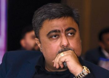 Khimji Group Director Mitesh Khimji