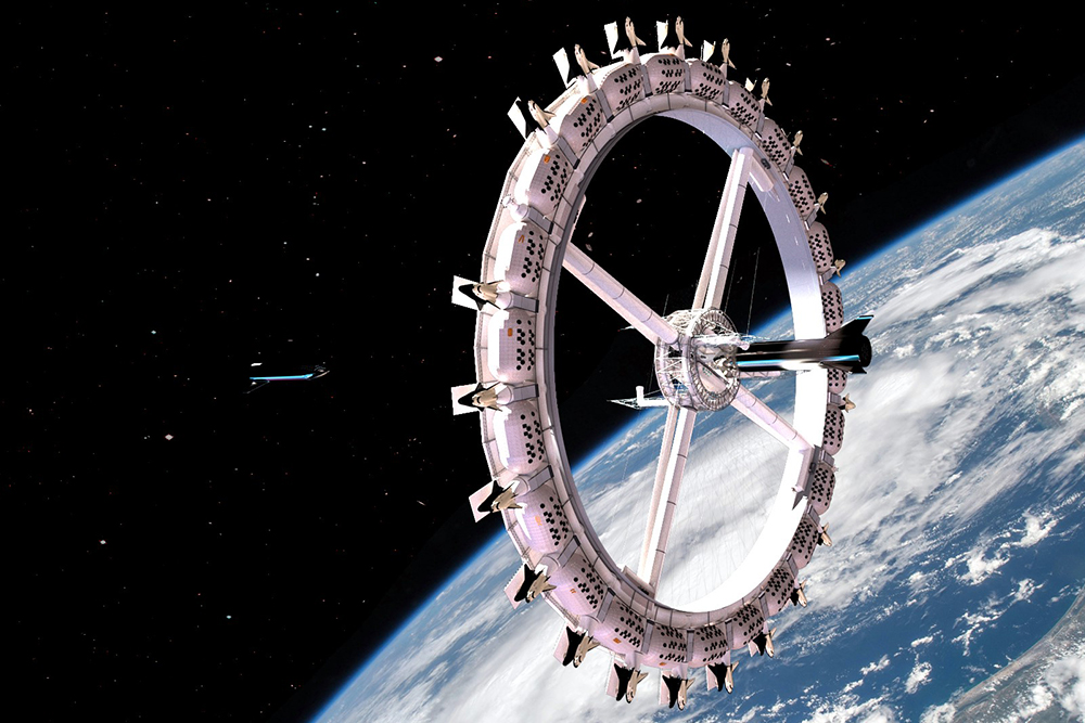 World's first space hotel to be operational by 2027 - OrissaPOST